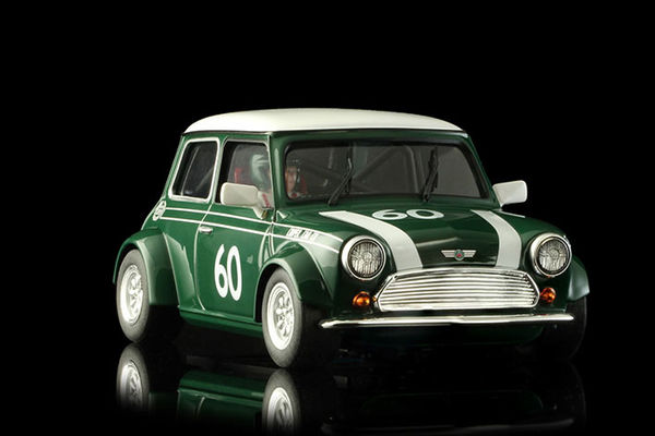 BRM Mini Cooper British Green #60 1/24