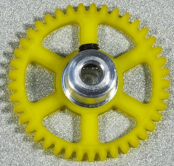 NEW Spur gear 41th for 3mm axle, JP-gears